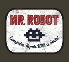 Mr Robot - Computer Repair With A Smile by Image-Empire