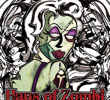 Haus of Zombi by GenericTrash