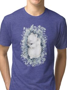 Polar Slumber Tri-blend T-Shirt