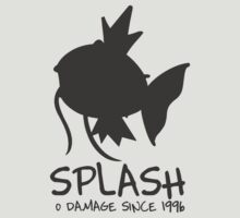 Splash - Magikarp by Steve Lambert