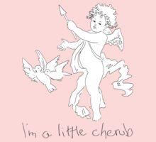 Little Cherub by Amanda Latchmore