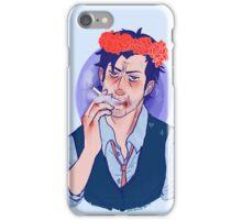 Sebastian; Stale Cinnamon Bun iPhone Case/Skin