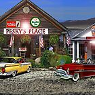 Pesky's Place by Mike Pesseackey (crimsontideguy)