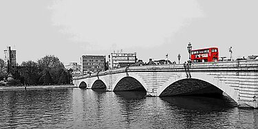 Putney Bridge by kellydigital