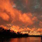 Sunset #4 by Eileen McVey
