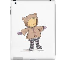 Winter Baby iPad Case/Skin
