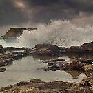 A Storm Brewing by Aj Finan