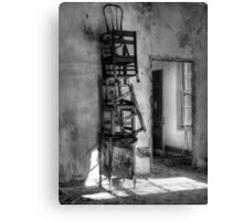 Unreachable Canvas Print