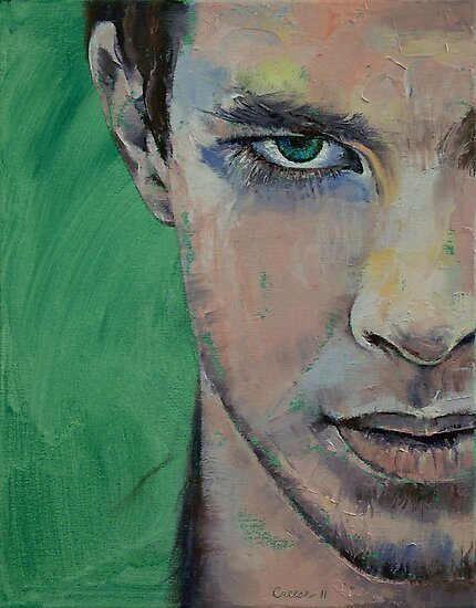 Fighter by Michael Creese