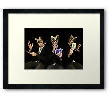 Magician #3 Framed Print
