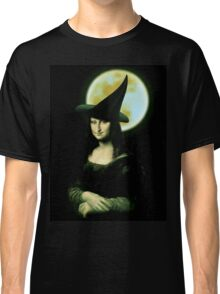 Mona Lisa...Witchy Woman Classic T-Shirt