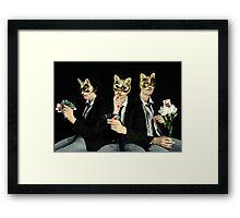 Magician #9 Framed Print