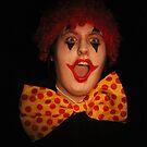 Clown #1 by Lorna Boyer