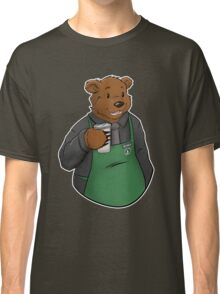 Brewce the Bearista Classic T-Shirt