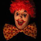 Clown #4 by Lorna Boyer