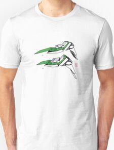 Floating Abstract Graffiti 02 T-Shirt