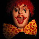 Clown #6 by Lorna Boyer