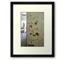 Time on our Hands Framed Print