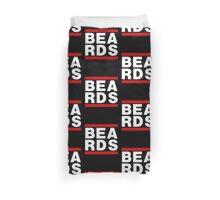 Beards Duvet Cover