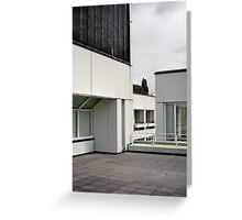 Berlin Bauhaus Greeting Card