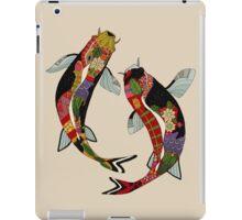 koi chamomile iPad Case/Skin