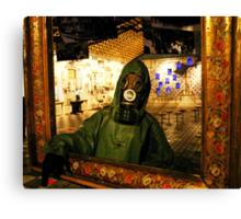 Cernobyl icon Canvas Print