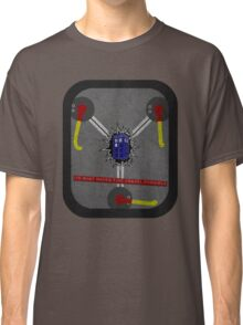 Fluxing Through Time Classic T-Shirt