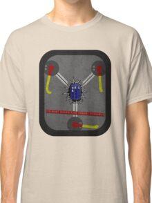 Fluxing Through Time Classic T-Shirt