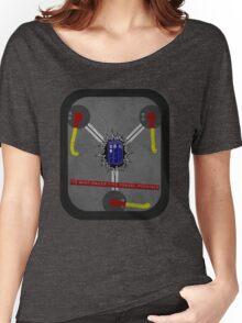 Fluxing Through Time Women's Relaxed Fit T-Shirt
