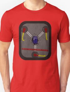 Fluxing Through Time Unisex T-Shirt