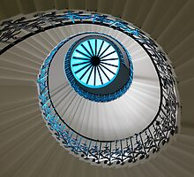tulip staircase by milena boeva