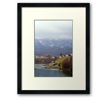 Ternberg, Austria Framed Print