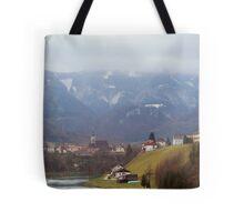 Ternberg, Austria Tote Bag