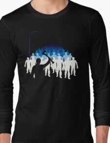 Who's First? Long Sleeve T-Shirt