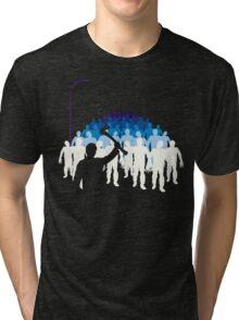 Who's First? Tri-blend T-Shirt
