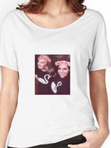 Swan Queen Women's Relaxed Fit T-Shirt