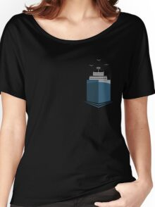 The Pocket Ship Women's Relaxed Fit T-Shirt
