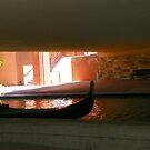 Urban Gondola by Lenore Senior