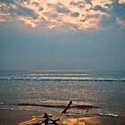 Life is a beach by Ulla Jensen