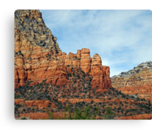 Monuments Canvas Print
