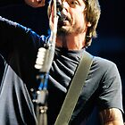 Fighter of Foo's, Dave Grohl by benedictwells
