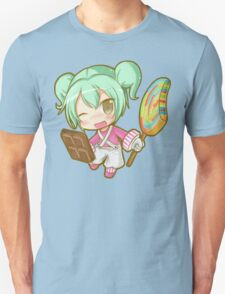 Cute Lollipoppy Poppy - League of Legends T-Shirt
