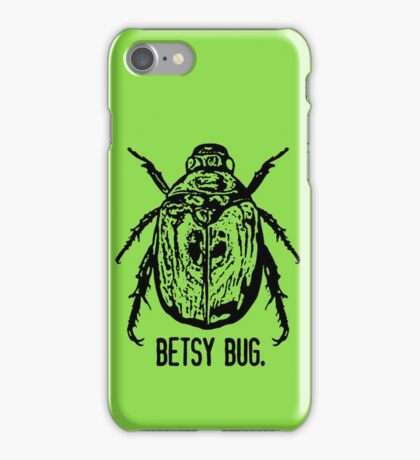 Betsy Bug iPhone Case/Skin
