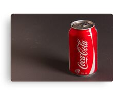 Thirsty for a beverage Canvas Print