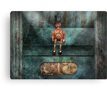 Steampunk - My favorite toy Canvas Print