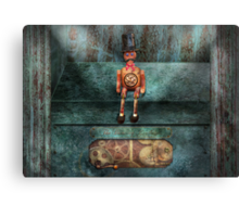 Steampunk - My favorite toy Canvas Print