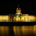 Dublin Customs House, Ireland by Audrey Krüger