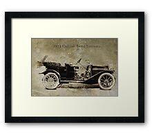 1911 Cadillac Framed Print