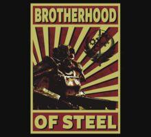 Brotherhood Of Steel Kids Tee