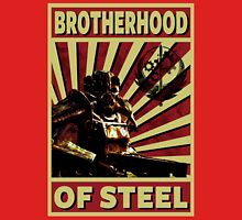 Brotherhood Of Steel Unisex T-Shirt